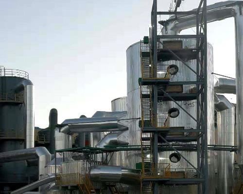 30万吨硫酸装置保温工程-青海和信科技公司