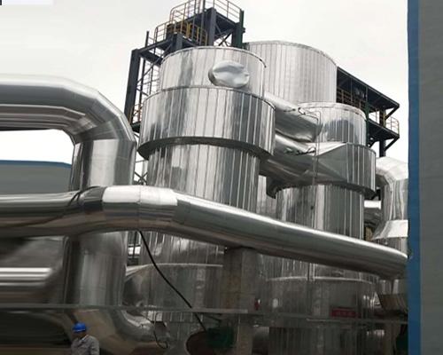 硫酸装置检修-云天化三环化工