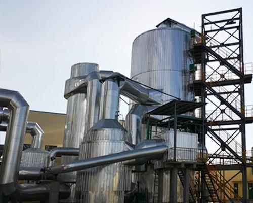 硫酸装置保温工程-攀钢集团东方钛业