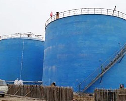 20万吨硫磺制酸保温工程-湖北中孚化工集团
