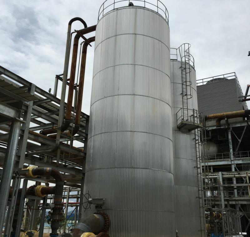 贮罐保温工程-云南正邦科技