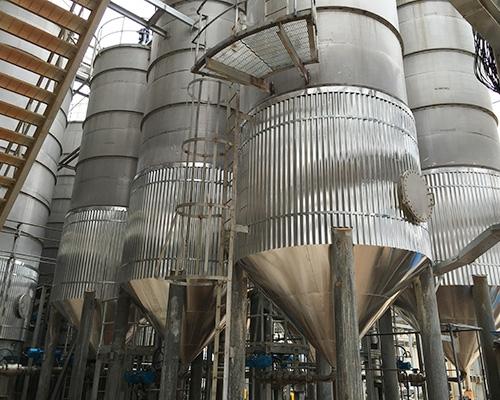 硫酸装置保温工程-云南正邦科技